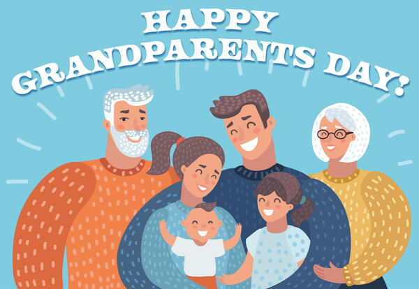 Celebrating IvyCrest Grandparents