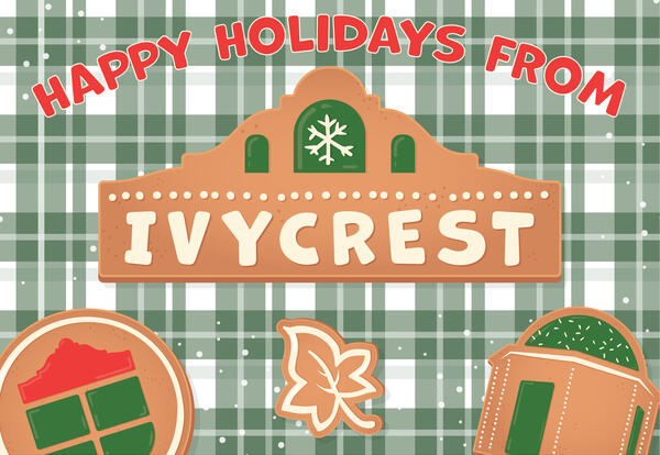 Happy Holidays from IvyCrest!