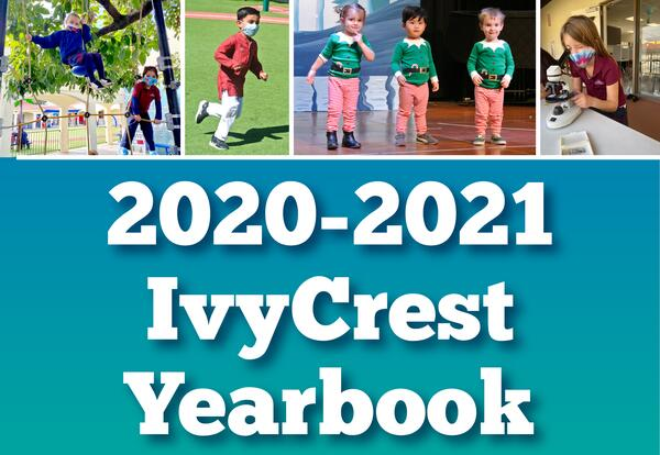 Order the 2020-2021 Yearbook today!
