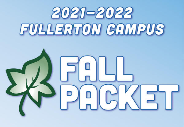 2021-2022 Fall Packet