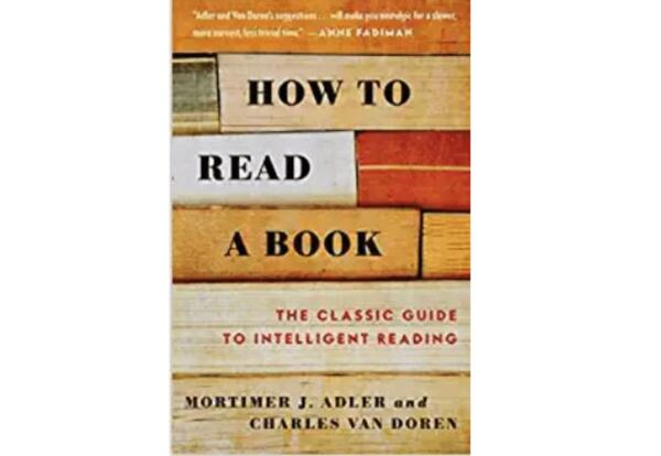 Image of How To Read a Book