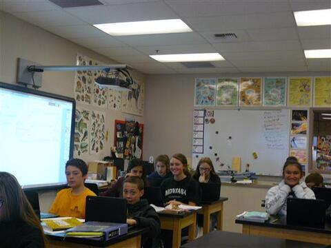 Ronan Middle School - Photo #10
