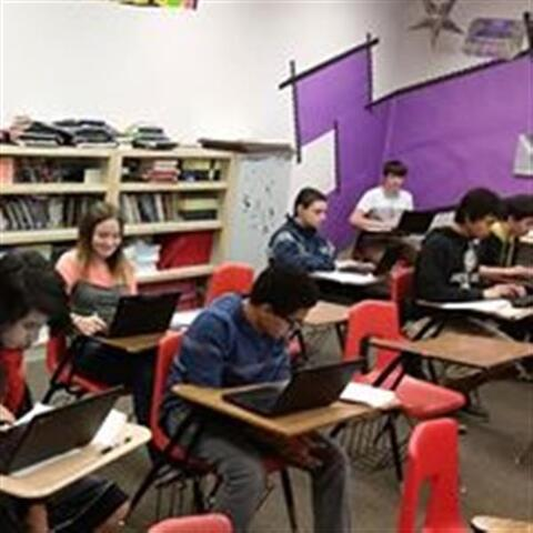 Ronan Middle School - Photo #16