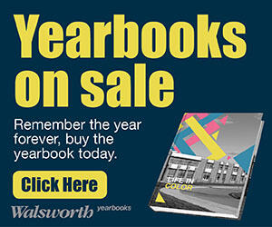 RMS Yearbooks on Sale