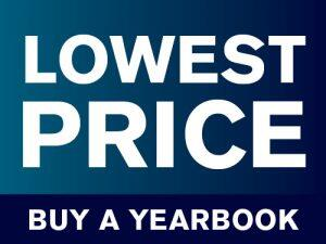 lowest price, yearbook sales