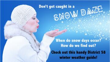 District 58 Winter Weather Guide