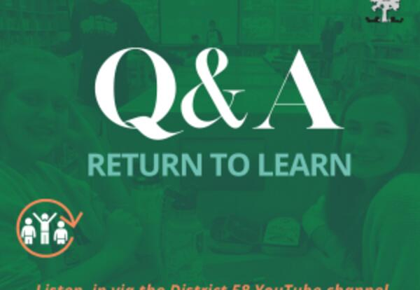 Q & A return to learn