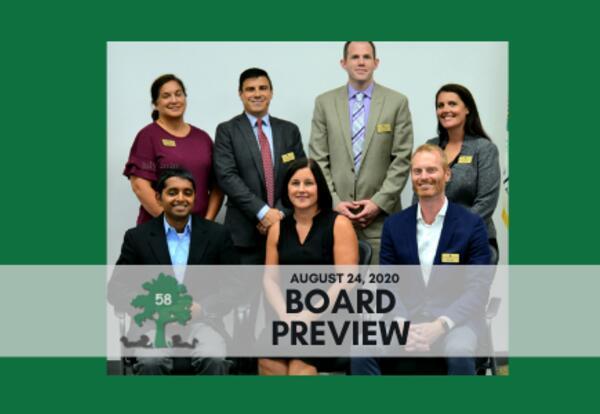 D58 Board members