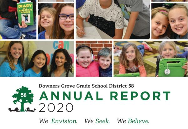 District publishes 2020 Annual Report