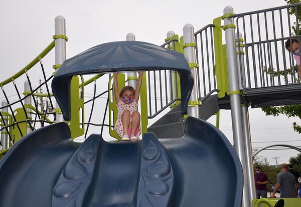Puffer community built playground unveiled
