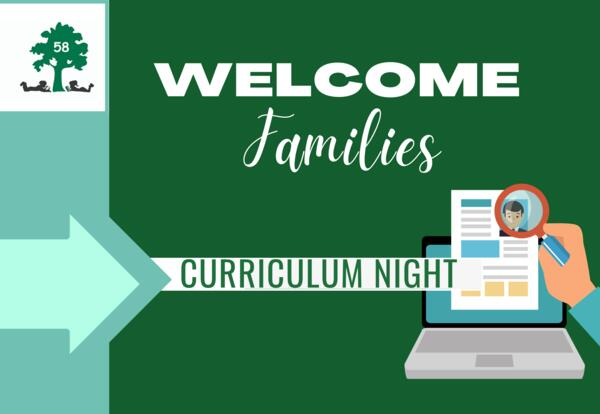 Curriculum Nights, District-wide plans for assessment, standards and report cards