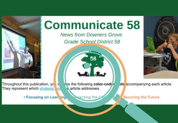 Communicate 58 published