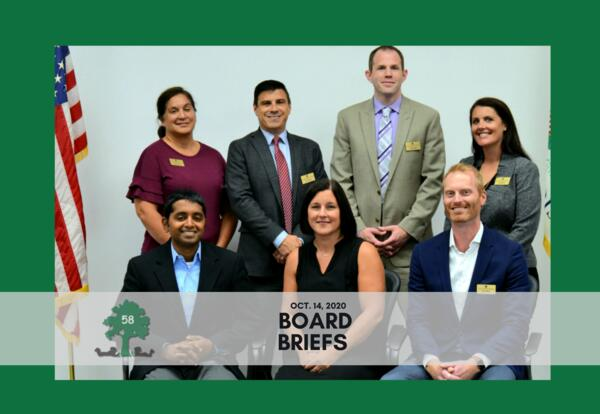 The Oct. 26 School Board Curriculum Workshop focused on fall MAP test results, the Illinois School Report Card, a curriculum update, and school improvement planning.