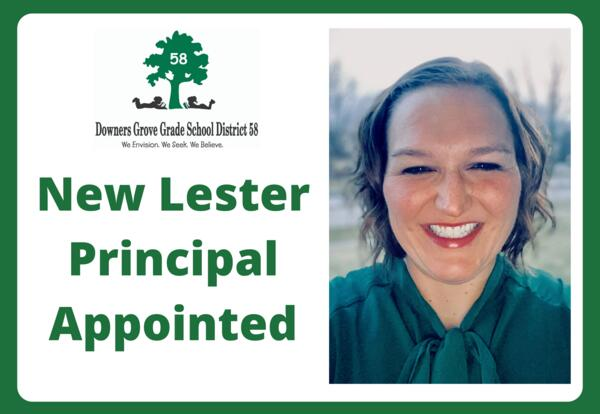 Katie Novosel appointed principal of Lester School
