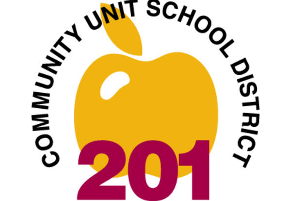 CUSD 201 District Logo