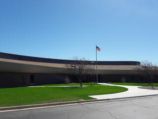 Westmont High School building