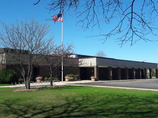 Westmont Junior High School building