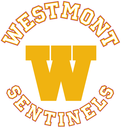 Westmont High School footer logo