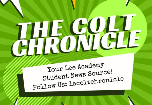 The Colt Chronicle Newspaper