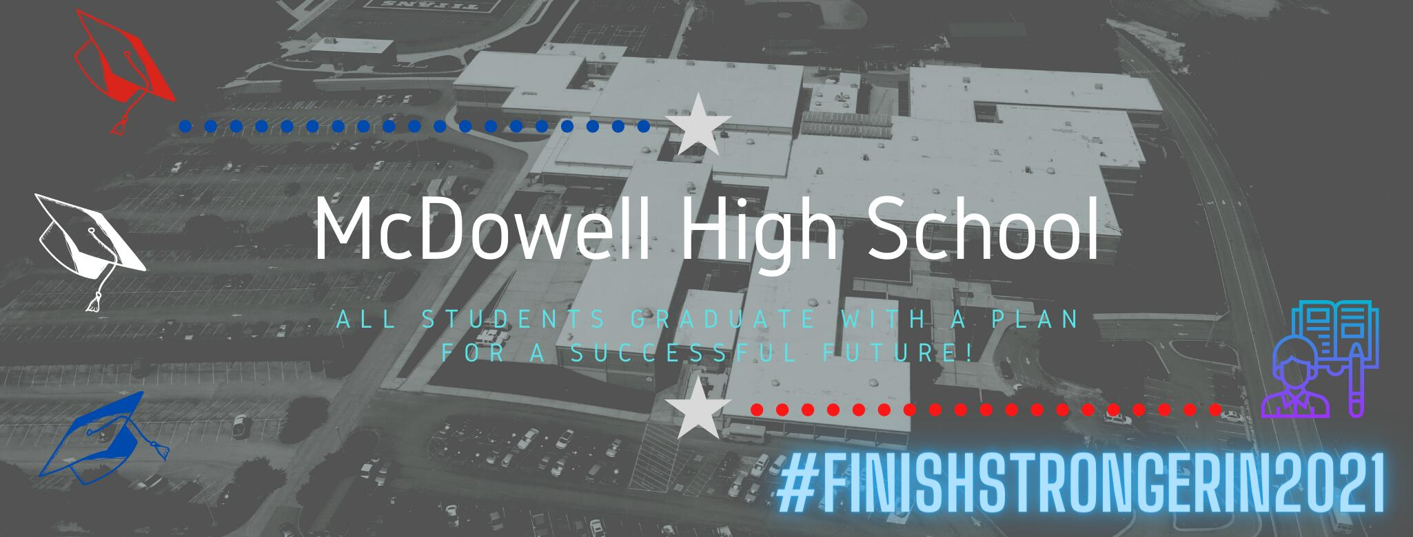 McDowell High School Stronger Together