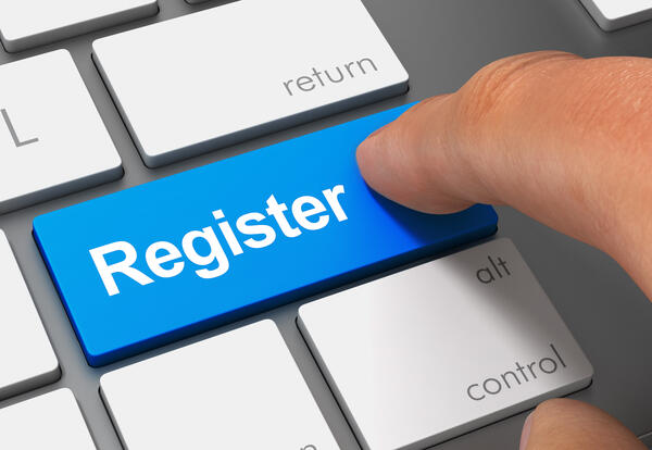 Virtual Registration Information