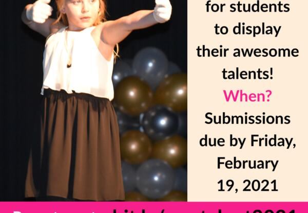 County Wide Virtual Talent Show