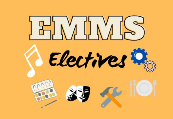 emms electives music drama paint