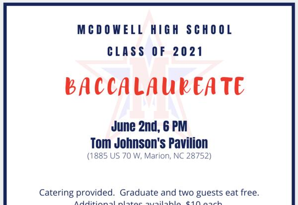 Community Baccalaureate for Class of 2021