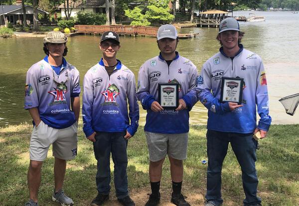 Congrats MHS Bass Fishing Team!