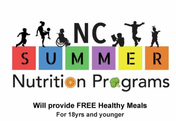 NC Summer Nutrition Programs