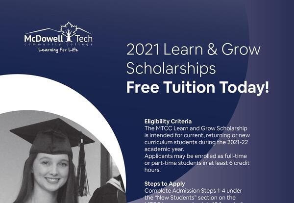 MTCC Learn & Grow Scholarships