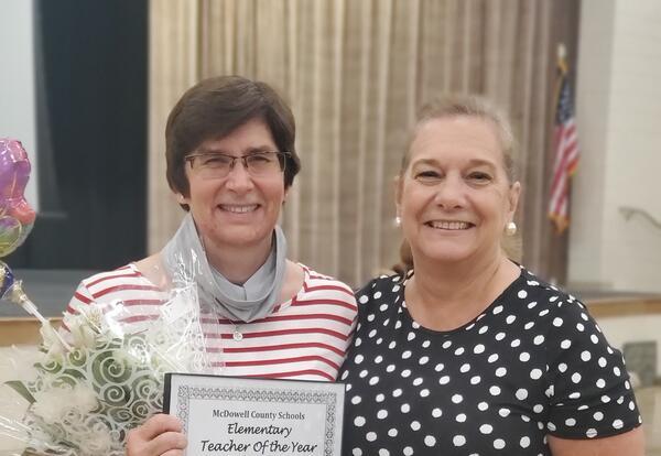 Congratulations Stephanie Goudreau Elementary TOY