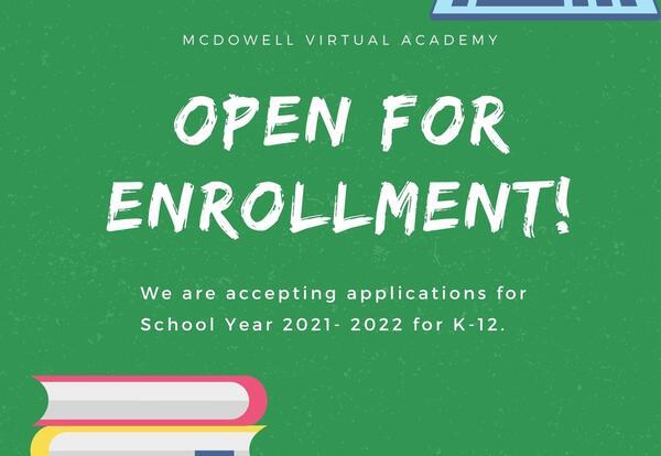 K-12 Virtual School Application 2021-2022