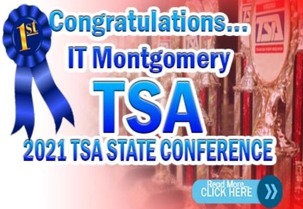 TSA ITM wins big at state competition