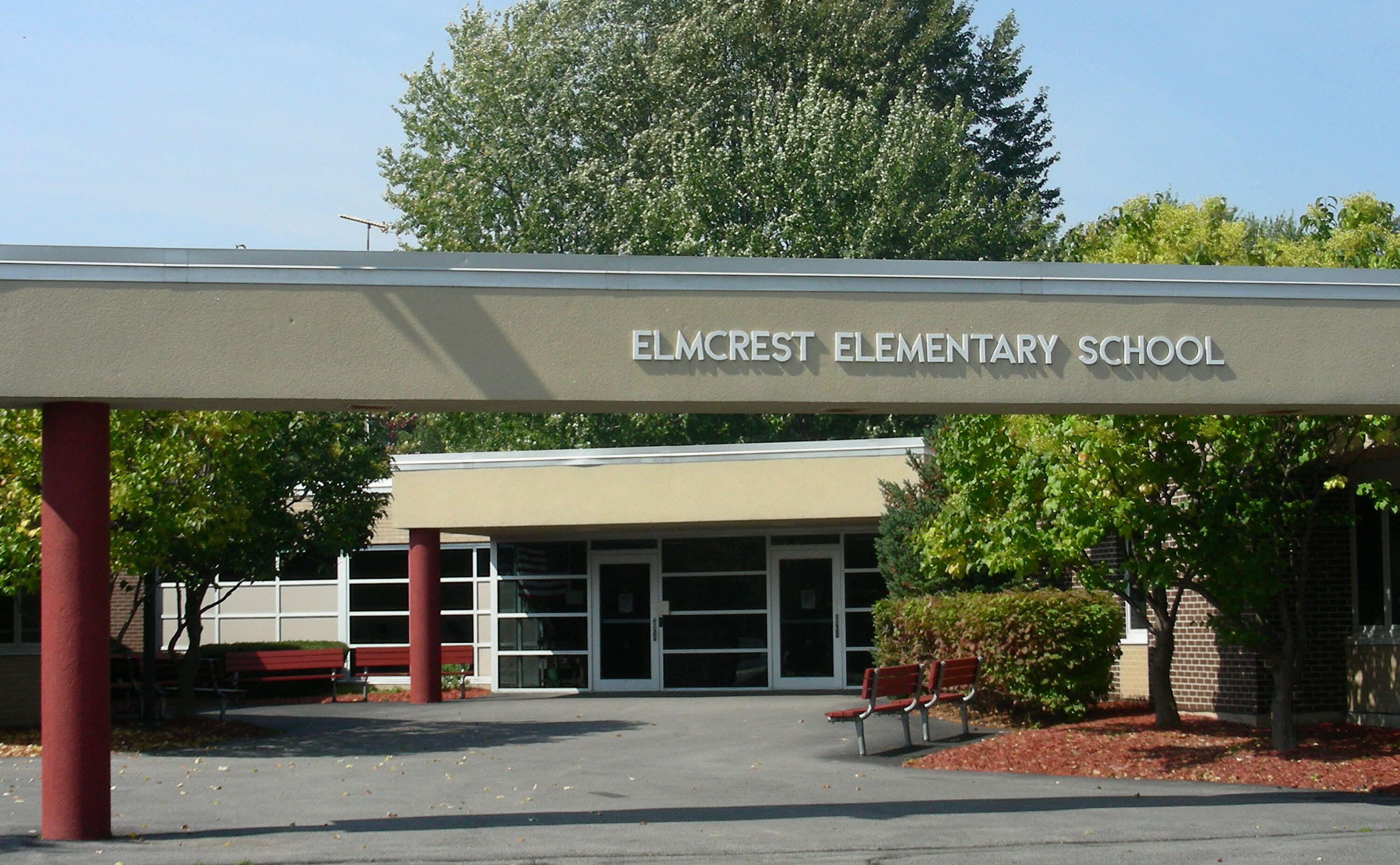 Elmcrest Elementary School Building