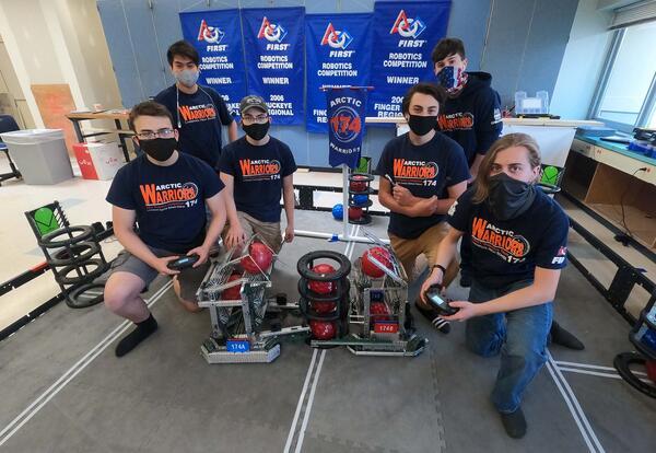 Liverpool VEX Robotics Team