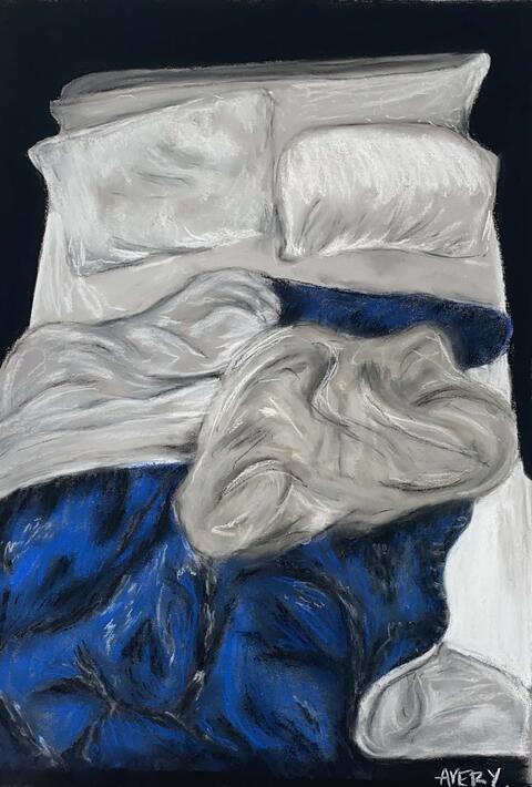 My Bed, Avery Blowers