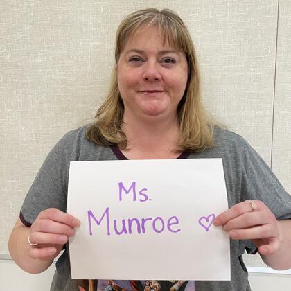 Carrie Munroe