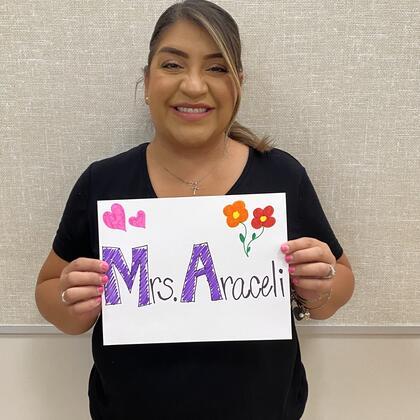 Araceli Vigil