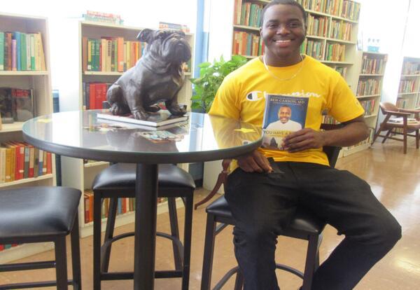 Teen Read! Advocate MHS 2020-2021
