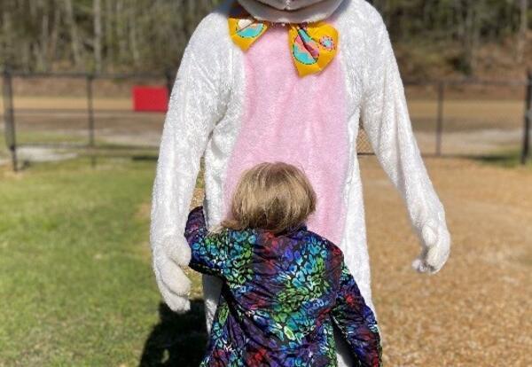 Greenlee Easter Egg Hunt