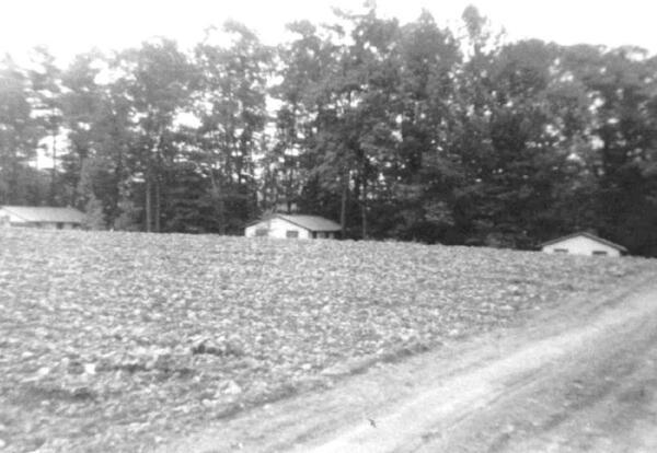 MCS Backyard, 1950