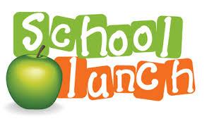 School lunch program banner