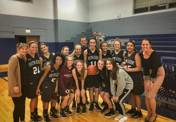 Meredith Bult Sets the Three-Point Record
