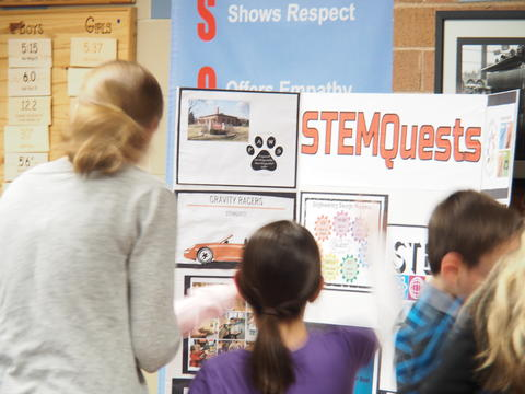 STEMQuests project