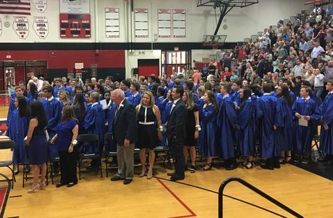 Picture of graduates