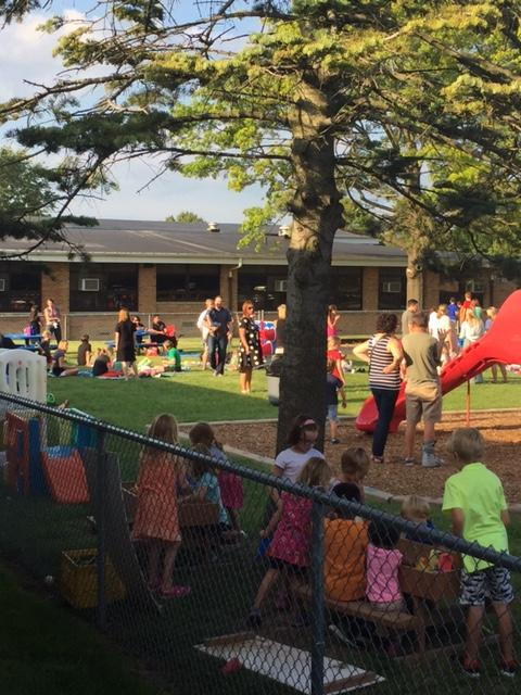 We had a great turn out for the annual, Jefferson Family Picnic!