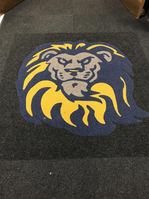 Lincoln lion