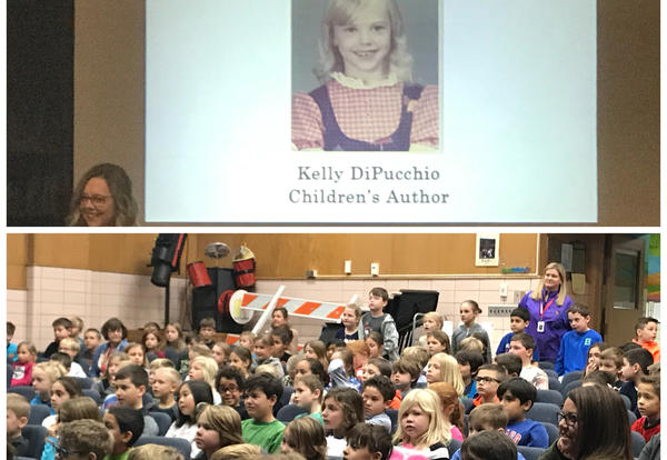 Kelly Di Pocchio comes to Washington