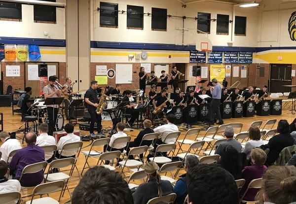 Jazz Fest a Huge Success!